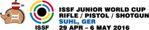3rd ISSF Junior World Cup @ Suhl, Germany