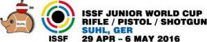 3rd ISSF Junior World Cup @ Suhl, Germany