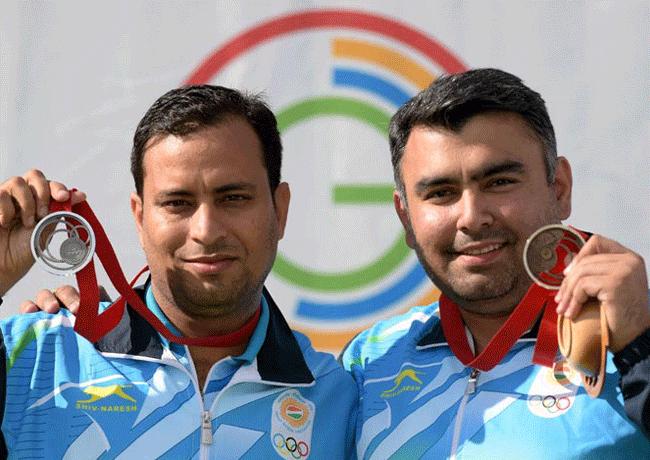 Sanjeev Rajput & Gagan Narang